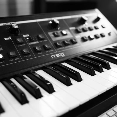 Moog Little Phatty - Unit Studios