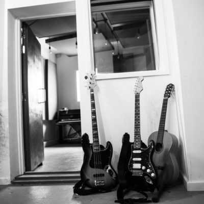 Guitars - Unit Studios