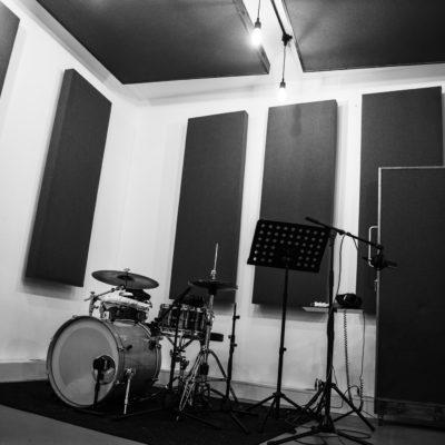 Live Room A - Unit Studios