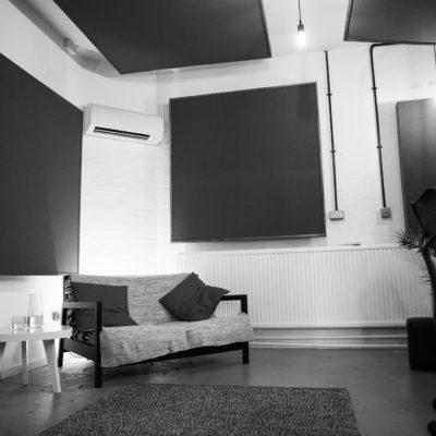 Control Room - Unit Studios
