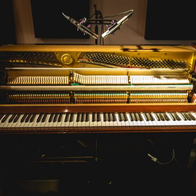 Yamaha upright - Unit Studios